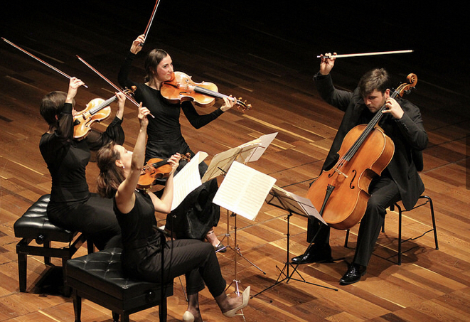 1st Prize Winners- Gianni Bergamo Chamber Music Award